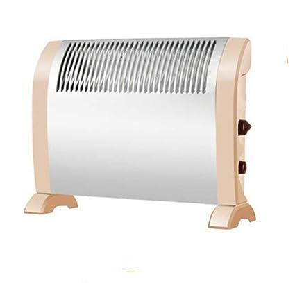 AJS Calentador De Interior Calentador De Torre Estufa De Aire Caliente Rápida Europea Baño Montado En