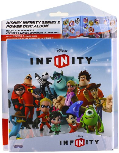 Disney Infinity - Álbum Power Disk 2: Amazon.es: Videojuegos