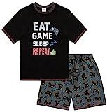 Boys Eat Game Sleep Controller Short Pyjamas (11-12 Years)