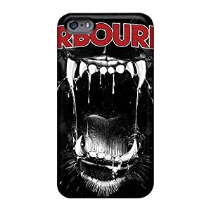 Protective Tpu Case With Fashion Design For Iphone 6 (asking Alexandria Band)