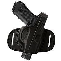 Tagua BH1M-410 Mini Thumb Break Belt Holster, Sig Sauer P250, Black, Right Hand