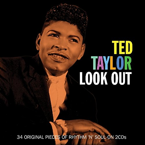 Ted Taylor - Look Out (United Kingdom - Import, 2PC)
