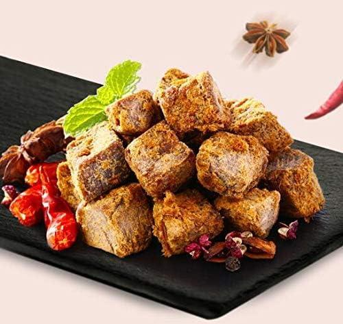 中国名物 おつまみ 大人気 良品铺子猪肉粒XO酱 猪肉干 休闲零食小吃 独立包装 98g