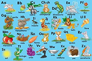 """Résultat de recherche d'images pour """"spanish alphabet"""""""