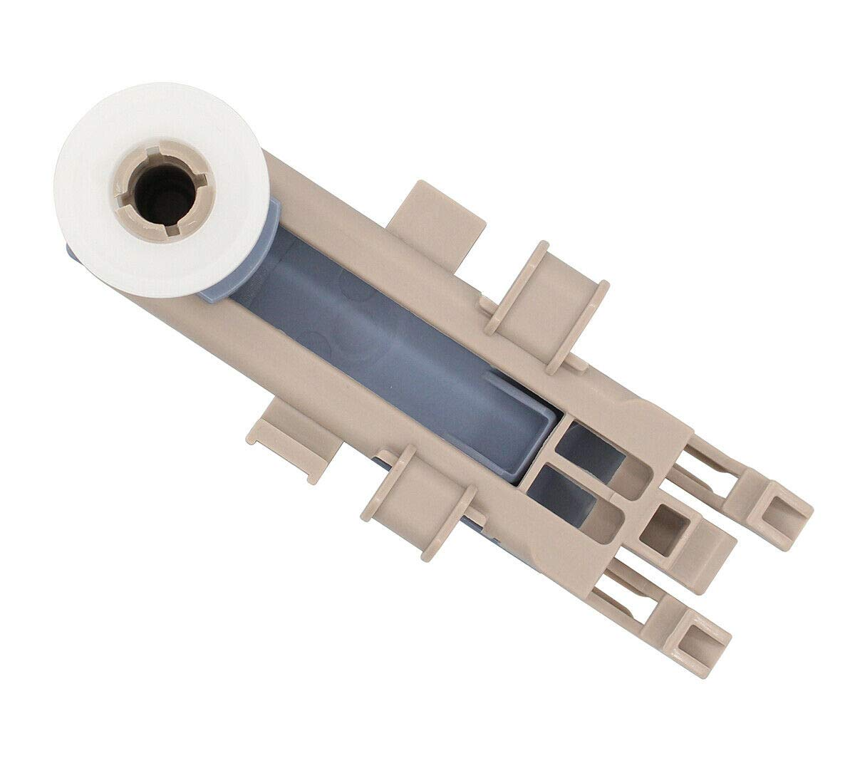 Whirlpool Factory Oem W10261335 For 1552204 Lower Rack Roller Assembly