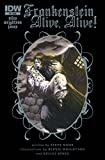 img - for FRANKENSTEIN ALIVE ALIVE #4 book / textbook / text book