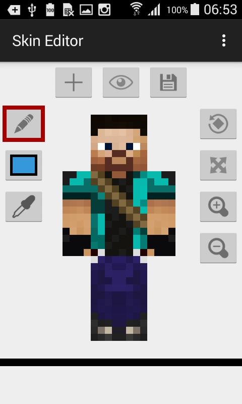 Minecraft Spielen Deutsch Skins Para Minecraft Pe Bills Bild - Skins erstellen minecraft pe