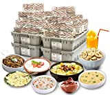 Patriot Pantry 6 Month Emergency Food Supply - 1,728 Servings of Tasty Foods for One Person
