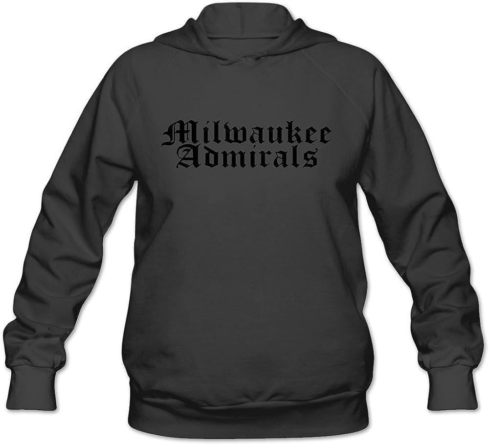 Milwaukee Admirals Joke 100% Cotton Long Sleeve Sweatshirts For Women