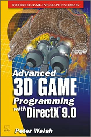 Advanced 3D Game Programming with DirectX 9.0 (Wordware Game Developer's Library)