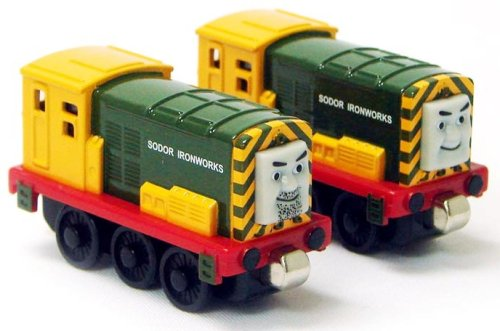 (Learning Curve Take Along Thomas & Friends - Iron 'Arry & Iron Bert)