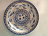 Temp-tations Ovenware Old World Blue Dinner Plate, 10-1/2