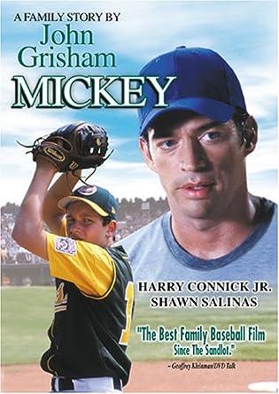 Amazoncom Mickey A Family Story By John Grisham Gill Baker
