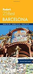 Compact and affordable, Fodor's 25 Best Barcelona is a great travel guide for those who want an easy-to-pack guidebook and map to one of most exciting cities in Spain.  Fodor's 25 Best Guides offer highlights of major city destinations in a c...