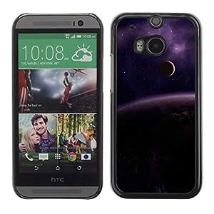 Stuss Case / Funda Carcasa protectora - Dense Dark Skies - HTC One M8