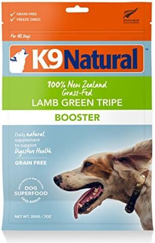 K9 Natural Snack Lammpansen, 1er Pack (1 x 200 g)