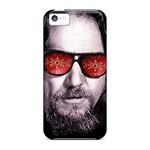 AnnetteL Case Cover For Iphone 5c - Retailer Packaging Beard Big Lebowski Protective Case by mcsharks