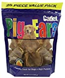 Cadet Pig Ears Dog Treats; 25 ct.