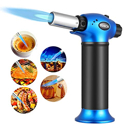 Kitchen Blow Torch Cooking Torch Lighter Chefs Cooking Blow Torch...