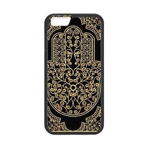 "DIY Phone Case for Iphone6 Plus 5.5"", Hamsa Hand Cover Case - HL-R648008"
