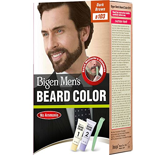 Wholesale Bigen Mens Beard Colour Dark Brown 103 for sale