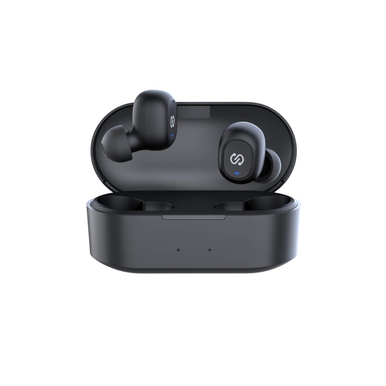 Wireless Earphones with Microphone Binaural Calls Stereo Sound