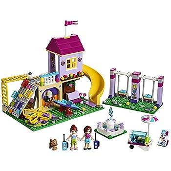 lego friends heartlake city playground 41325 toys games. Black Bedroom Furniture Sets. Home Design Ideas