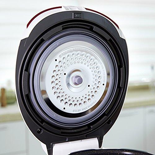Cuckoo Electric Pressure Rice Cooker CRP-N0681F (Vivid Red) by Cuckoo (Image #3)