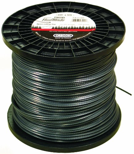 Oregon 21-605 FlexiBlade 920-Feet Large Spool of String Trimmer Line 0.099-Inch Gauge ()
