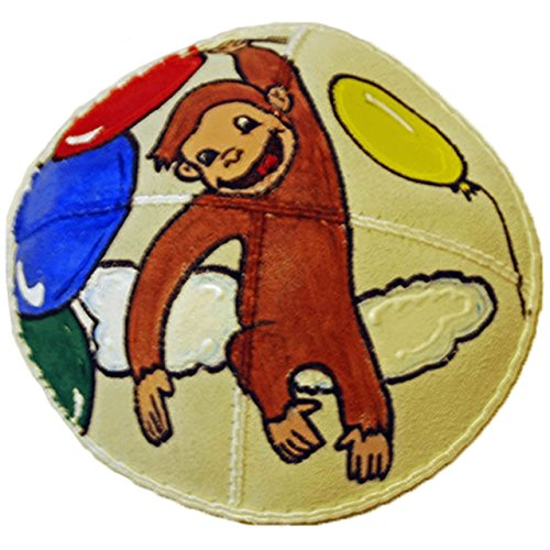 Buy hand painted curious george