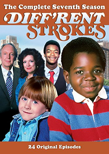 DVD : Diff'rent Strokes: The Complete Seventh Season (Full Frame, 3 Pack, 3PC)