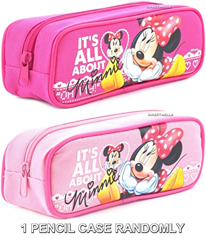 "Disney Minnie Mouse "" It's All About Minnie "" Pink or Hot Pi"