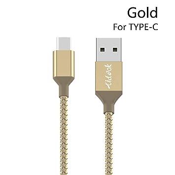 Cable de Carga Tipo C Cable - 1/2/3 / M Cargador USB Quick C ...