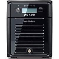TeraStation 3400 12TB NAS & iSCSI 4x3TB 2xGigabit RAID 0/1/5/6/10