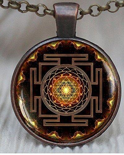 Amazon sri yantra pendant sacred geometry jewelry sri yantra sri yantra pendant sacred geometry jewelry sri yantra jewelry jewelry for men aloadofball Image collections