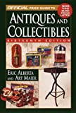 The Official Price Guide to Antiques and Collectibles, Eric Alberta and Art Maier, 0876379625