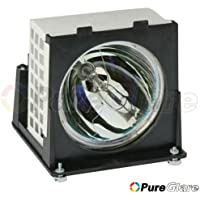 Pureglare Compatible TV Lamp 915P020010 for MITSUBISHI