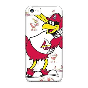 LJF phone case Elaney Case Cover Protector Specially Made For iphone 5/5s St. Louis Cardinals