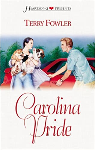 Carolina Pride (North Carolina, Book 2) (Heartsong Presents #470)