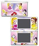 Princess Friends Babies Toddler Belle Snow White Ariel Cinderella Video Game Vinyl Decal Skin Sticker Cover for Nintendo DS Lite System
