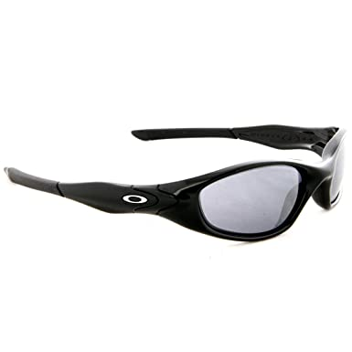 oakley minute 2.0 sunglasses black  oakley minute 2.0 sunglasses polished black/black iridium, one size