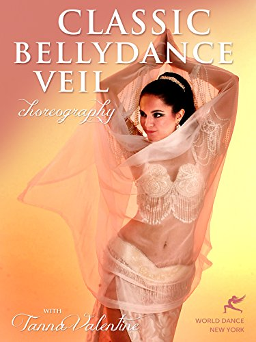- Classic Belly Dance Veil Choreography