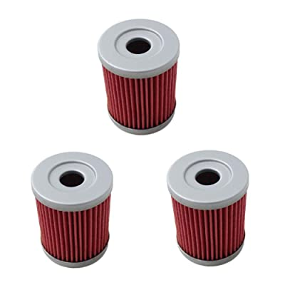 KN132 Oil Filter for Suzuki/Hyosung High Performance Oil Filter: Automotive