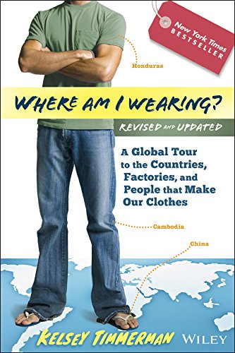 Where Am I Wearing: Kelsey the Touron Travels to the Origin of his Clothes
