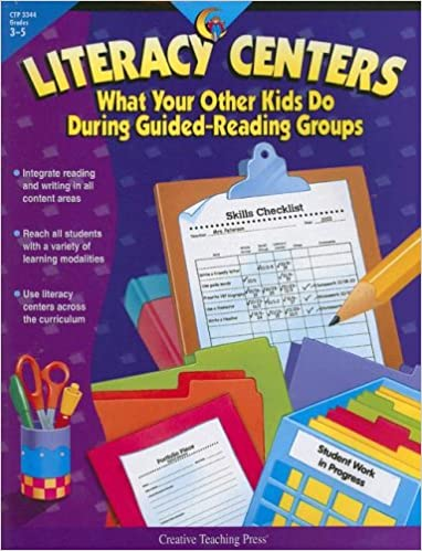 Image result for Literacy Centers What Your other kids do during guided reading groups
