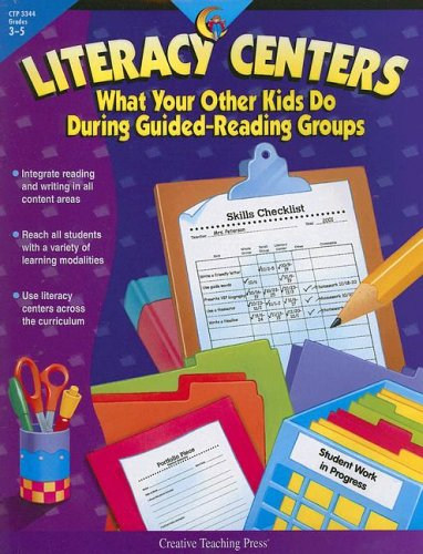 (Literacy Centers Grades 3-5: What Your Other Kids Do During Guided-Reading Groups)
