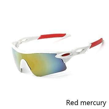 Jannyshop Gafas Ciclismo con 7 Tipos Gafas de Sol Deportivas Polarizado Montar gafas para Hombre Mujer: Amazon.es: Bricolaje y herramientas