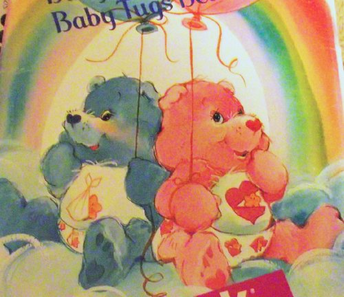 Butterick 341 or 6932 Baby Hugs and Baby Tugs Care Bear Sewing Pattern Vintage 1984 Stuffed - Tugs Bear
