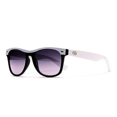 7bac572115 Amazon.com  Anais Gvani Women s Classic Wayfarer Frame Sunglasses ...