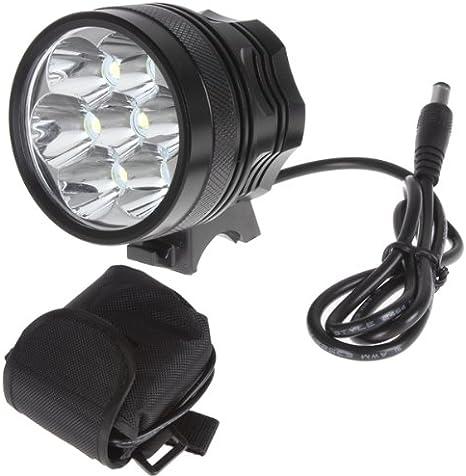 Foco de Alta Potencia SecurityIng® Waterproof 2800 Lumens 7X CREE ...